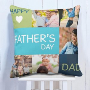 Personalised Cushion Father's Day