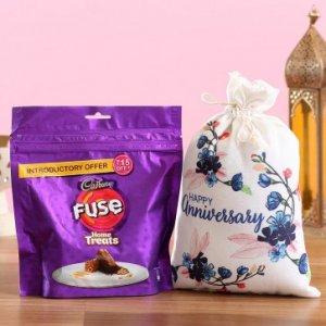 Cadbury Fuse Anniversary Surprise