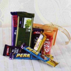 Assorted Indian Chocolate Combo