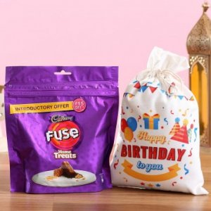 Cadbury Fuse Birthday Surprise