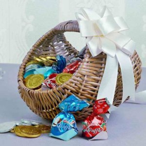 Treat Of Chocolates Basket
