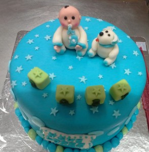 Baby's Day out Birthday Cake