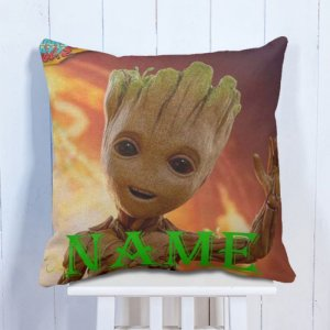 Personalised Cushion Baby G