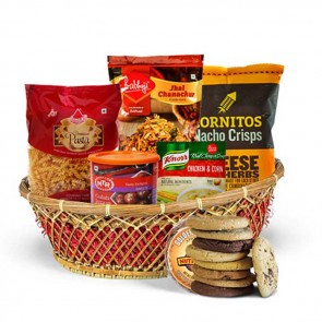 Sumptuous Snacks Gift Hamper
