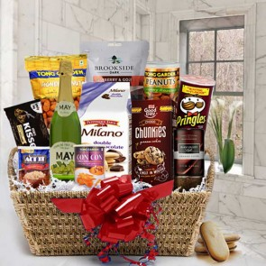 Gourmet Gift Basket For Men