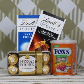 Lindt Excellence Gift Hamper