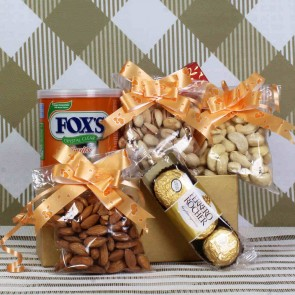 Assorted Dry Fruit Gift Hamper