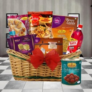 Breakfast Treat Basket