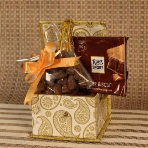 Chocolate Cashew Hamper