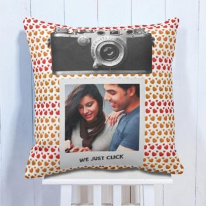 Personalised Cushion Just Click