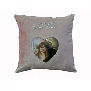 Personalised Cushion Ultra Snob Picture Friends