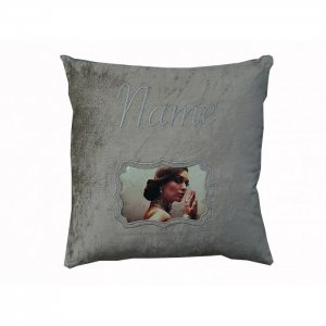 Personalized Cushion Ultra Snob Picture Me