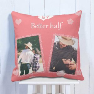 Personalised Cushion My Love