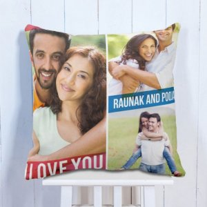 Personalised CushionI Photo