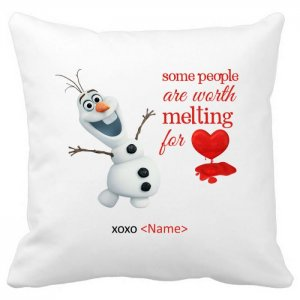 Personalised Cushion Someone