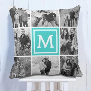 Personalised Cushion With Family Memory