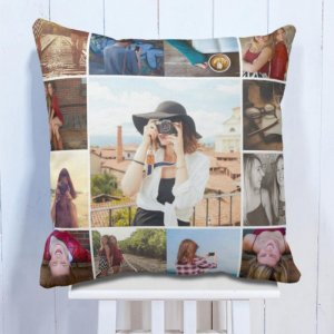 Personalised Cushion Sweet Memories 10 Photo