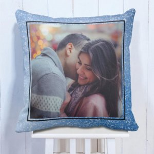 Personalised Cushion Us Photo