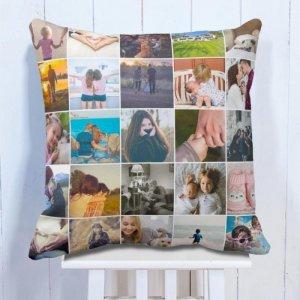Personalised Cushion 25 Photo
