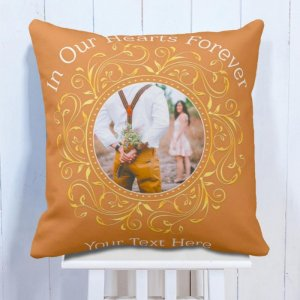 Personalised Cushion For Forever Love