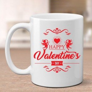 Happy Valentine's Day Mugs