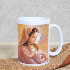 Mother's Love Personalized Photo Mug