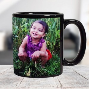 Black Mug For My Sweet Baby