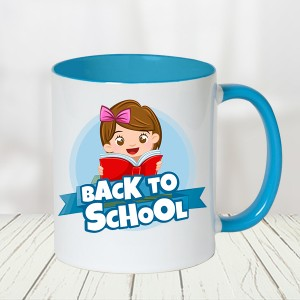 Back To School Reopen Mug