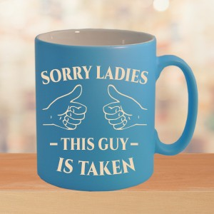 Taken Couple Mugs