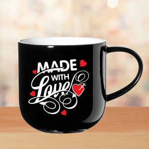Made with Love Valentine Mug