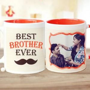 Rakshabandhan Special Combo Photo Mug