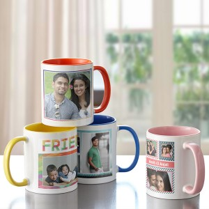 Combo Of 4 Personalized Mug