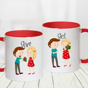 Share Happiness Mug