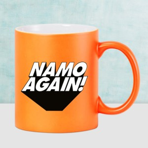 Namo Again Coffee Photo Mug