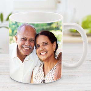 Beautiful Personalized Mug For Parents