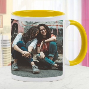 Photo Mug For My Super Mom