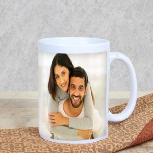 Sweet Couple Personalized PhotoMug