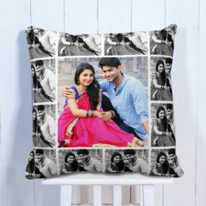 Personalised Cushion I & You