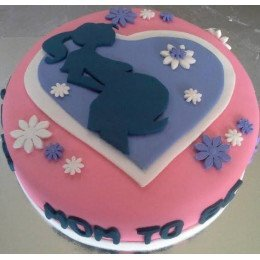 mom to be cake
