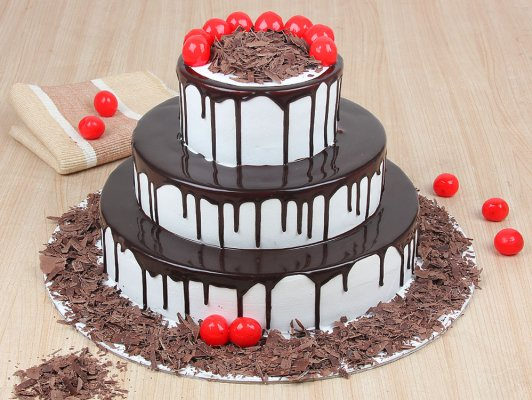 Black Forest Cake`