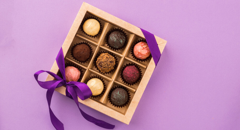 Chocolate box - Online Gift Delivery