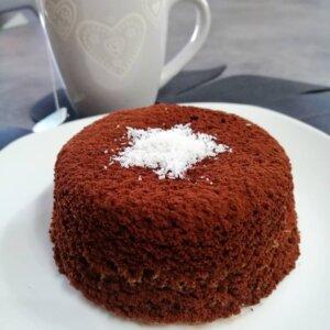 Eggless Pan Cake