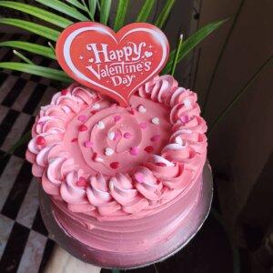 Custom Rasmalai Cake