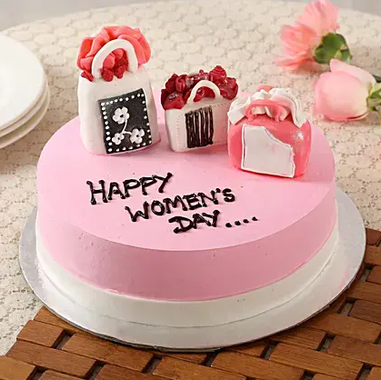 Women's Day Cakes Gift
