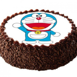 doreamon photo cake