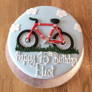 cycle cake