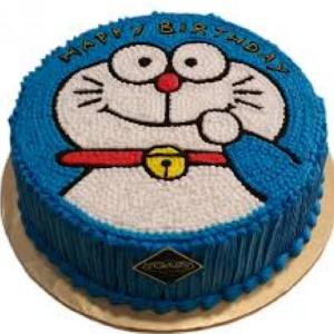 doreamon cake design