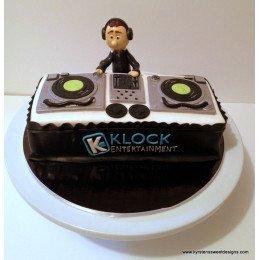 Club Dj Cake