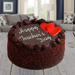 Happy Teachers Day Cake 2021