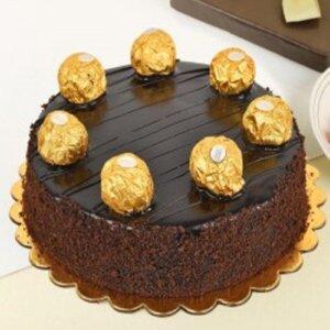 Ferrero Rocher Cakes